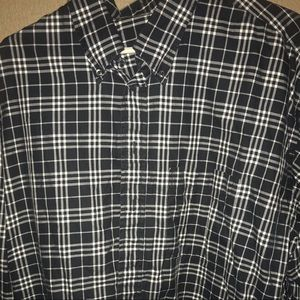 Authentic Burberry button down shirt
